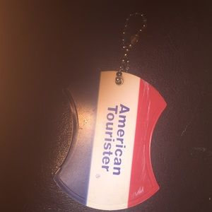 American tourister card holder
